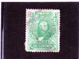 B - 1903 Honduras - Gen. Santos Guardiola - Honduras