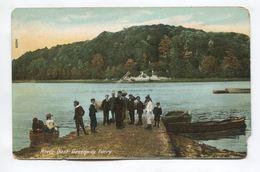 River Dart,  Greenway Ferry - England