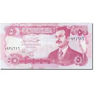 Billet, Iraq, 5 Dinars, 1992-1993, 1992, KM:80b, TTB - Iraq