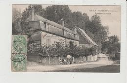 CPA - SERAINCOURT - Ancien Moulin - Other Municipalities