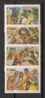 Ciskei - 1990 - N°Yv. 166 à 169 - Folkore - Neuf Luxe ** / MNH / Postfrisch - Ciskei