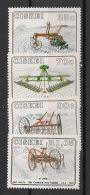 Ciskei - 1992 - N°Yv. 220 à 223 - Agriculture - Neuf Luxe ** / MNH / Postfrisch - Ciskei