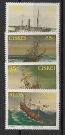 Ciskei - 1994 - N°Yv. 246 à 249 - Bateaux / Ships / Shipwrecks - Neuf Luxe ** / MNH / Postfrisch - Ciskei