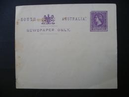 SOUTH  AUSTRALIA BANDE POUR IMPRIMES   NEWSPAPERS   NON UTILISEE - 1855-1912 South Australia