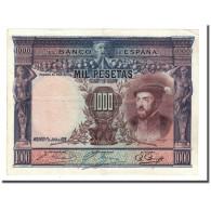 Billet, Espagne, 1000 Pesetas, 1925-07-01, KM:70c, SUP+ - 1000 Pesetas