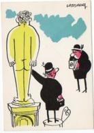 Illustrateur LASSALVY - Visite Au Musée - Lassalvy