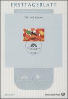 ETB 31/2007 Kinder, Igel, Herbstlaub - [7] Federal Republic