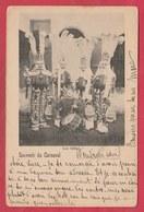 Binche Où Environs Du Centre ( Non Situé )... Souvenir Du Carnaval - Groupe De Gilles Et Tambour - 1902 ( Voir Verso ) - Binche
