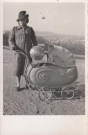 AK - Alter Kinderwagen Aus Den 30igern - Sonstige