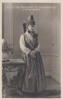 J.K.H. Frau Erbprinzessin V. Sachsen Meiningen - Charlotte Von Preußen (1860–1919) - Berühmt Frauen
