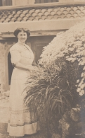 AK - Prinzessin August W. V. Preussen - Blumentag Im Mai 1911 - Eigene Aufnahme V. Prinzen August - Berühmt Frauen