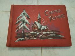 Album Vierge Pour Cartes Postales -114 Pages - Matériel