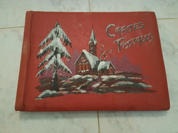 Album Vierge Pour Cartes Postales -114 Pages - Supplies And Equipment