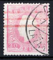Portogallo 1884 Unif.64a O/Used VF/F - 1862-1884 : D.Luiz I