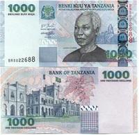 Tanzania - 1000 Shillings 2003 UNC Ukr-OP - Tanzanie