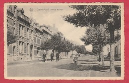 Saint-Mard - Avenue Bouvier - 1952 ( Voir Verso ) - Virton
