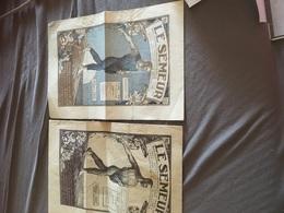 LE SEMEUR N10 Et N16 1922 Et 23 A Voir - Kranten