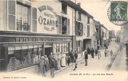 78-JUZIERS- LE RUE AUX BOEUFS - France
