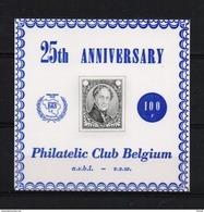 E 130 PHILATELIC CLUB  POSTFRIS** 1974 - Erinnophilie