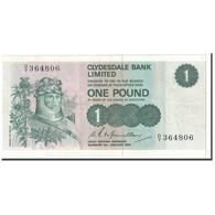 Billet, Scotland, 1 Pound, 1975, 1975-01-06, KM:204c, TTB+ - [ 3] Scotland