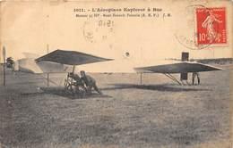 78-BUC- L'AEROPLANE KAPFERE A BUC- MOTEUR 5 HP , RENE ESNAULT PELTERIE - Buc