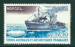 TAAF PA 64 Norsel, Neuf** Sans Charniere, Scott C63 Mint NH - French Southern And Antarctic Territories (TAAF)
