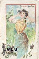 FEMMES 585 : Fleurs De Sentier   ; Edit. ? - Femmes