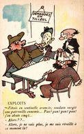 HUMOUR MILITAIRE EXPLOITS - Humoristiques