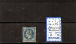 FRANCE - N°29A (GC615 Breton Celles) - Orne - 1849-1876: Période Classique