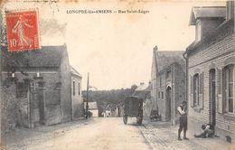 80-LONGPRE-LES-AMIENS - RUE SAINT-LEGER - France