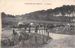 80-LONGPRE-LES-AMIENS - LE MARAIS - France