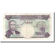 Billet, Tunisie, 1/2 Dinar, KM:57, SUP - Tunisie