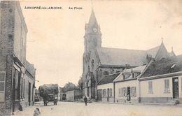 80-LONGPRE-SUR-AMIEN- LA PLACE - France
