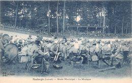 ¤¤    -   MONTARGIS   -   Stade Municipal   -  La Musique   -  Militaires   -   ¤¤ - Montargis