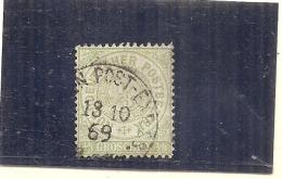 ALLEMAGNE - Confédération Du Nord - N° 13 Côte 3.€ - Norddeutscher Postbezirk