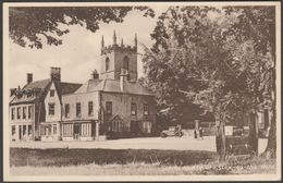 Stocks And Square, Stow-on-the-Wold, Gloucestershire, C.1940s - Millar & Lang Postcard - England