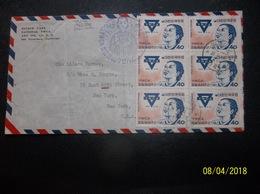 Korea, South, R.O.K.: 1962 YWCA FDC To USA (#WF19) - Korea, South