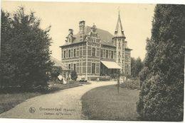 Groenendael : Château De Terblock. - Hoeilaart