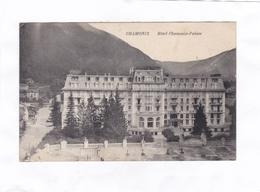 (CPA : 14 X 9)  -  CHAMONIX  -  Hôtel  Chamonix-Palace - Chamonix-Mont-Blanc