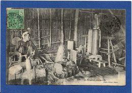 CPA Saïgon Indochine Cochinchine Métier Annam Forgeron Circulé - Viêt-Nam