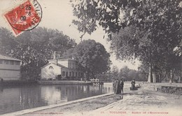 TOULOUSE - HAUTE GARONNE -  (31) -  CPA 1908. - Toulouse