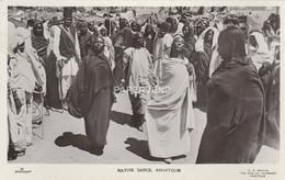 Sudan  KHARTOUM Native Dance  RP  Su709 - Sudan