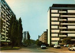 93 - EPINAY SUR SEINE - RUE DE MARSEILLE (VIEILLES VOITURES) - France