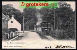 SCHUDDEBEURS De Tram 1903 - Nederland