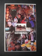 CPM NEPAL - KATHMANDU - MARCHANDS - Nepal