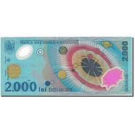 Billet, Roumanie, 2000 Lei, 1999, 1999-08-11, KM:111a, TTB+ - Roumanie