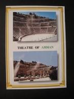 CPM JORDANIE - THEATRE ROMAIN D AMMAN - Jordan
