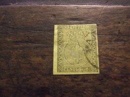 PARMA 1852 GIGLIO 5 C USATO Non Periziato - Parma