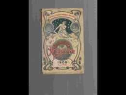 AGD1      204   ALMANACH  Du Syndicat Des Pharmacies  1909  Santé Sport Remédes  352 P. - Calendars