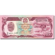 Billet, Afghanistan, 100 Afghanis, 1979, 1991, KM:58c, SPL - Afghanistan